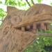 Head made from Eucalyptus thumbnail