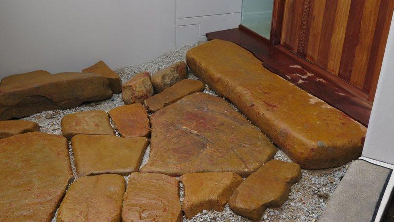 Entrance Stonework (4)