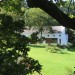 view of the cape dutch farmhouse and rolling lawns thumbnail