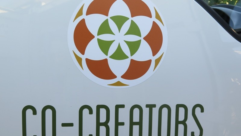 Co-Creators Logo on Hashe