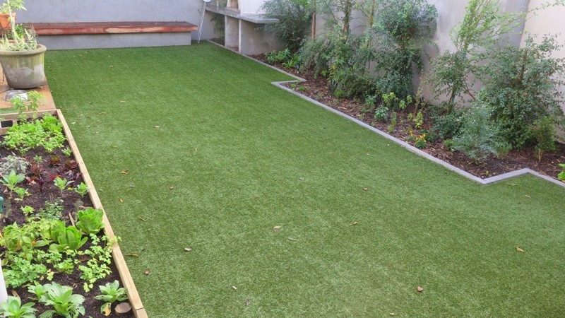 Synthetic turf by Synturf