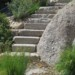 Stairs hug the existing boulders thumbnail